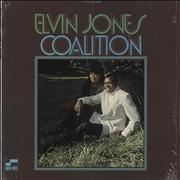 Click here for more info about 'Elvin Jones - Coalition - 1st - shrink'