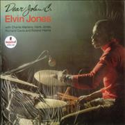 Click here for more info about 'Elvin Jones - Dear John C. - 180gm'