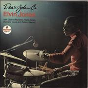 Click here for more info about 'Elvin Jones - Dear John C.'