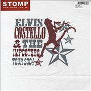 Click here for more info about 'Elvis Costello - 2004 Tour Shirt'