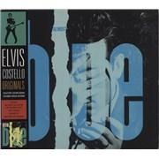 Elvis Costello Almost Blue USA CD album