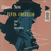 Elvis Costello Almost New - EX Australia vinyl LP