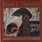 Click here for more info about 'Blood & Chocolate - White Vinyl'