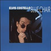 Click here for more info about 'Blue Chair'