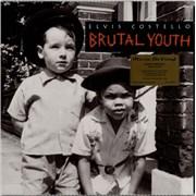 Elvis Costello Bruth Youth - 180gm Red Vinyl UK 2-LP vinyl set