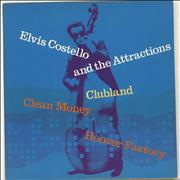 Click here for more info about 'Elvis Costello - Clubland'