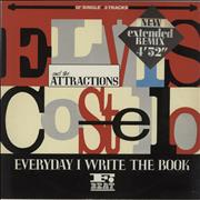 Click here for more info about 'Everyday I Write The Book (Extended Mix) - Stickered Sleeve'