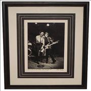Click here for more info about 'Elvis Costello - Framed Photographic Print'