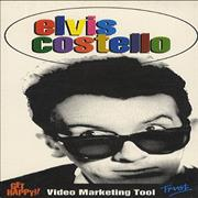 Click here for more info about 'Elvis Costello - Get Happy/Trust EPK'