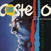 Click here for more info about 'Elvis Costello - Green Shirt'