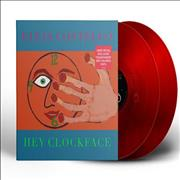 Click here for more info about 'Elvis Costello - Hey Clockface - Red Vinyl - Sealed'