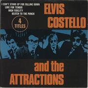 Click here for more info about 'Elvis Costello - I Can't Stand Up For Falling Down'