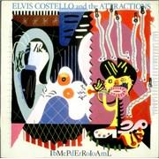 Elvis Costello Imperial Bedroom Germany vinyl LP