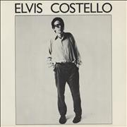 Click here for more info about 'Elvis Costello - Less Than Zero - P/S'