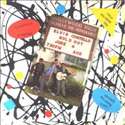 Click here for more info about 'Elvis Costello - Live At Hollywood High EP - P/S'