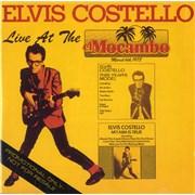 Elvis Costello Live At The El Mocambo UK CD album