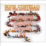 Click here for more info about 'Elvis Costello - London's Brilliant Parade EP - Part 2'