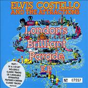 Click here for more info about 'Elvis Costello - London's Brilliant Parade EP'