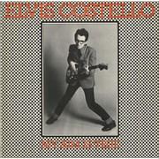 Elvis Costello My Aim Is True - Beige back UK vinyl LP