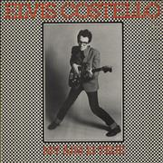 Click here for more info about 'Elvis Costello - My Aim Is True - Yellow back'