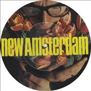 Click here for more info about 'Elvis Costello - New Amsterdam - Black Rim'