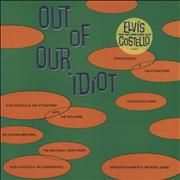Click here for more info about 'Elvis Costello - Out Of Our Idiot - Hype Stickered Sleeve'