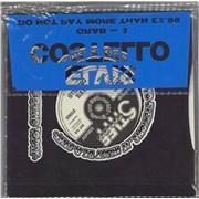 """Elvis Costello Stiff Singles Four Pack - EX UK 7"""" vinyl"""