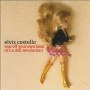 Click here for more info about 'Elvis Costello - Tear Off Your Own Head'