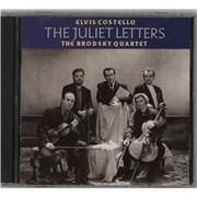 Elvis Costello The Juliet Letters UK 2-CD album set Promo