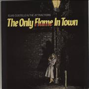 Click here for more info about 'Elvis Costello - The Only Flame In Town + PR'