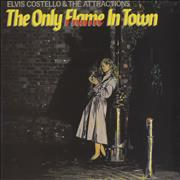 Click here for more info about 'Elvis Costello - The Only Flame In Town'