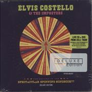 Click here for more info about 'Elvis Costello - The Return Of The Spectacular Spinning Songbook!!!'