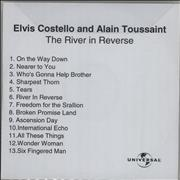 Click here for more info about 'Elvis Costello - The River In Reverse'