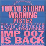 Click here for more info about 'Elvis Costello - Tokyo Storm Warning'