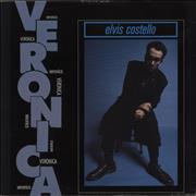 Click here for more info about 'Elvis Costello - Veronica + Poster'