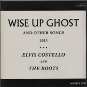Click here for more info about 'Wake Up Ghost And Other Songs - 180gram Vinyl + Sealed'