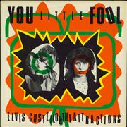 Click here for more info about 'Elvis Costello - You Little Fool'
