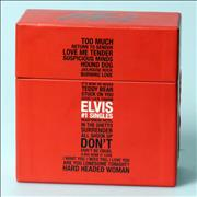 Click here for more info about 'Elvis Presley - #1 Singles - EX'