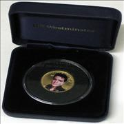 Click here for more info about 'Elvis Presley - $10 Gold Coin'