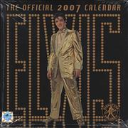 Click here for more info about 'Elvis Presley - 2007 Official Calendar'