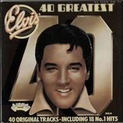 Click here for more info about 'Elvis Presley - 40 Greatest Hits'