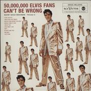 Click here for more info about 'Elvis Presley - 50,000,000 Elvis Fans Can't Be Wrong'