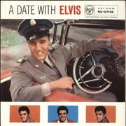 Click here for more info about 'Elvis Presley - A Date With Elvis - 1st'