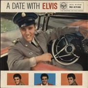 Click here for more info about 'Elvis Presley - A Date With Elvis - 3rd'
