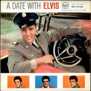 Click here for more info about 'Elvis Presley - A Date With Elvis - 3rd - Fully Laminated'