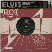 Click here for more info about 'Elvis Presley - A Fool Such As I [Numbered]'