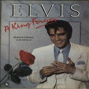 Click here for more info about 'Elvis Presley - A King Forever'