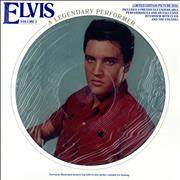 Click here for more info about 'Elvis Presley - A Legendary Performer Volume 3 - Sealed'