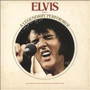 Click here for more info about 'Elvis Presley - A Legendary Performer Vol 1'