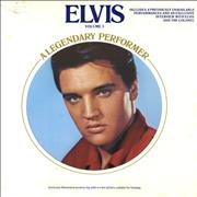 Click here for more info about 'Elvis Presley - A Legendary Performer Vol. 3'